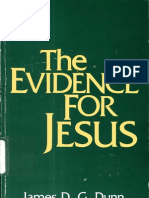The Evidence for Jesus