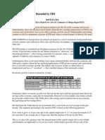 DiptiPatel FDI ResearchPaper