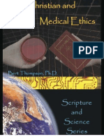 Church and Medical Ethics
