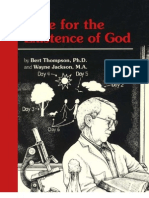 Case for Existence of God