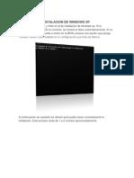 Instalar Windows Xp Paso A