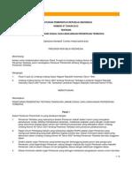 PP No. 47 Tahun 2012 Tentang Tanggung Jawab Sosial Dan Lingkungan Perseroan Terbatas