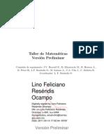 Taller de Matematicas Libro