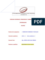DHS Huaraz Contabilidad Yesica Medrano Fase de Informe Final