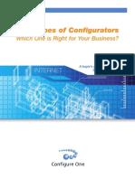 Configurator White Paper