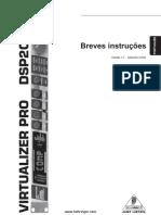 Manual - Behringer - DSP2024P