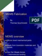 MEMS Fabrication.ppt