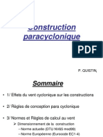 Construction Paracyclonique-colloque Du 15mai07