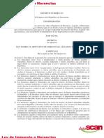 Decreto 431-Ley de Herencias, Legados y Donaciones