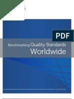 IAO - Benchmarking Quality Standards Worldwide