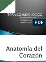 exploracion Torax Cardiologico