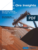 EU Iron Ore Insights