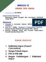 12_ Kalkulasi Harga Pokok Impor
