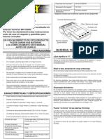 mh-c9000 manual es
