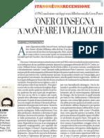 Stoner Di John Williams. In Un Romanzo Del 1965 Una Lezione Sui Doppi Sensi Di Berlusconi Alla Green Power - La Repubblica 20.02.2013