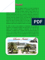 Santa Isabel Proyecto