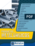Cat Productos Metal