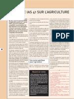 Actu IAS41 CommAgric