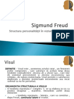 Prezentare Psih. Personalitatii - Sigmund Freud