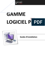 Guide Installation Logiciels