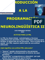 Introduccion a La PNL II