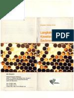 Buku Panduan - Kawalan Penyakit Sacbrood Lebah Madu