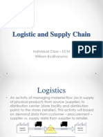 01. Logistic and Supply Chain