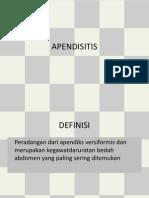 apendisitis ppt
