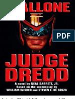 Judge Dredd - Neal Barrett