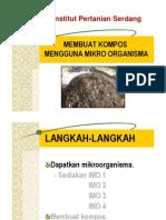 Buku Panduan - Membuat Kompos IMO