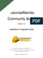 CB1.9 Installation