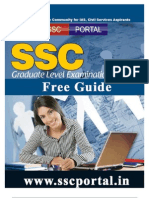 Ssc Cgl Guide