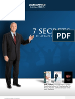 Jack canfield 7 Secrets to Attain Your Dreams