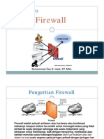Modul 3 Firewall (Iptables)