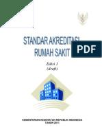 Standar Akreditasi Rumah Sakit