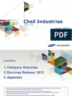 (June2012)Cheil Industries IR(v2)