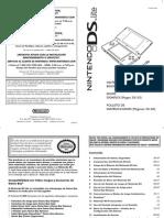 Manual Nintendo DS Lite