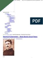 Electrical Fundamentals — Basic Electric Circuit Theory _ IAEI Blog