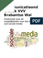 Social Mediaplan 2011