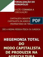 agraria -Territorialização do monopólio - Oliveira,Ariovaldo