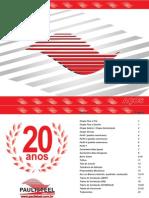 Catalogo Tecnico de Materia Prima PAULISTEEL