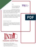 Convenio de colaboración con la Federació de Dones Progressistes de la Comunitat Valenciana.