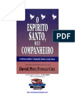 David (Paul) Yonggi Cho - Espirito Santo Meu Companheiro.pdf