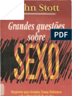 John Stott - Grandes Questões Sobre Sexo.pdf