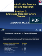 End-stage Coronary Artery Disease