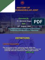 Anatomy of TMJ - Copy