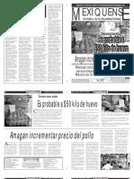 Versión impresa del periódico El mexiquense 20 febrero 2013