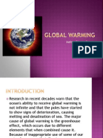 Global Warming Power Piont