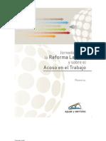 Reforma Laboral y Acoso