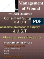 Slides 2 - Wounds,Ulcers